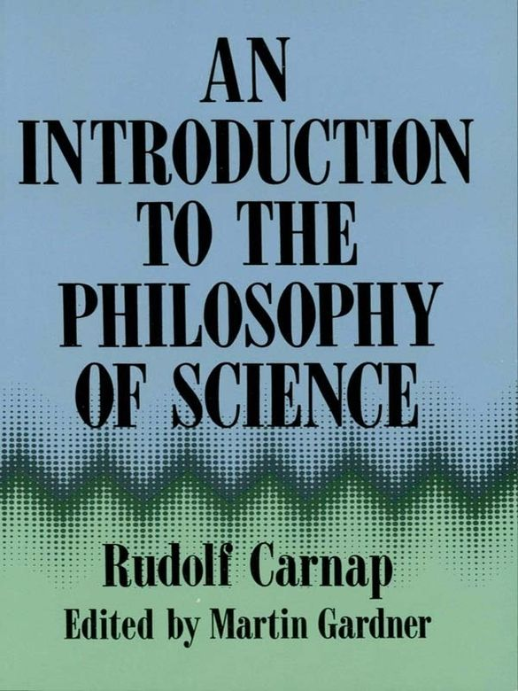 An Introduction To The Philosophy Of Science Philosophy Of Science Philosophy Books Philosophy