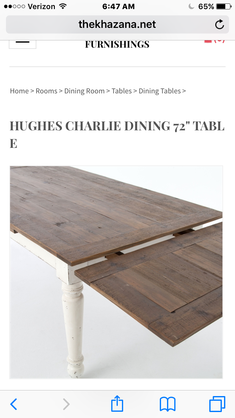 Pin by Chris Blanchet on Furniture Table, Dining room