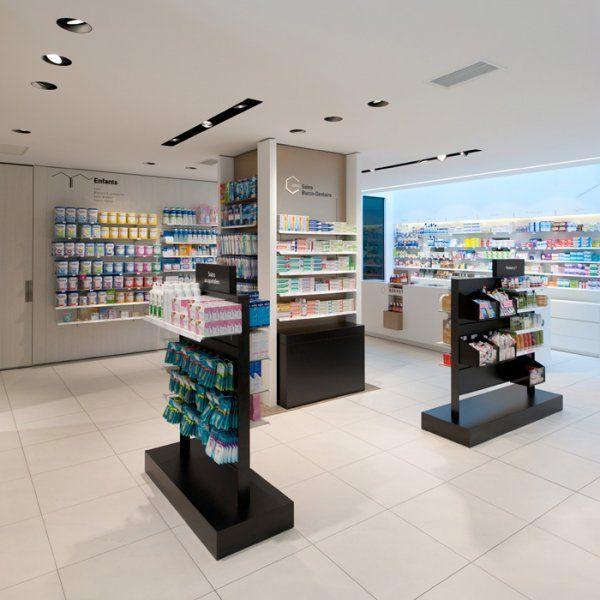 Pharmacie Parapharmacie Agencement Pharmacie Design Retail Beauty Display Concept Architecture In Agencement Pharmacie Pharmacie Design Pharmacie