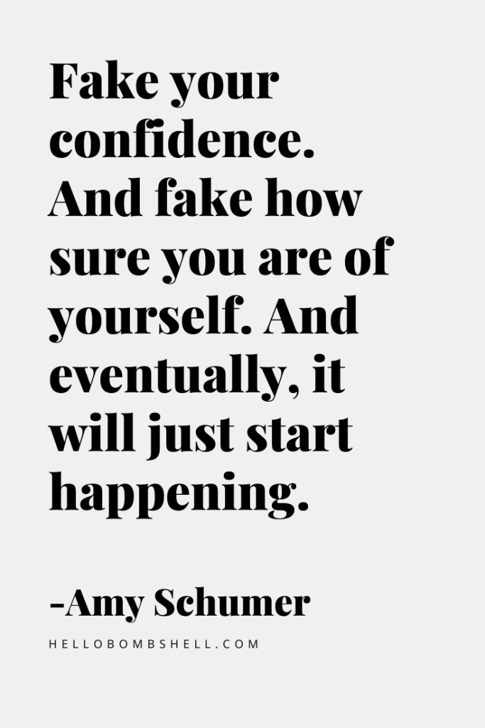 Funny confidence quotes for women by Amy Schumer. How To Be Confident and Not Give a Shit What Anybody Thinks About You. Im not anti social. I'm socially selective.
