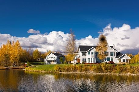 Luxury Homes Details For Sold Exquisite Alaskan Living Lake