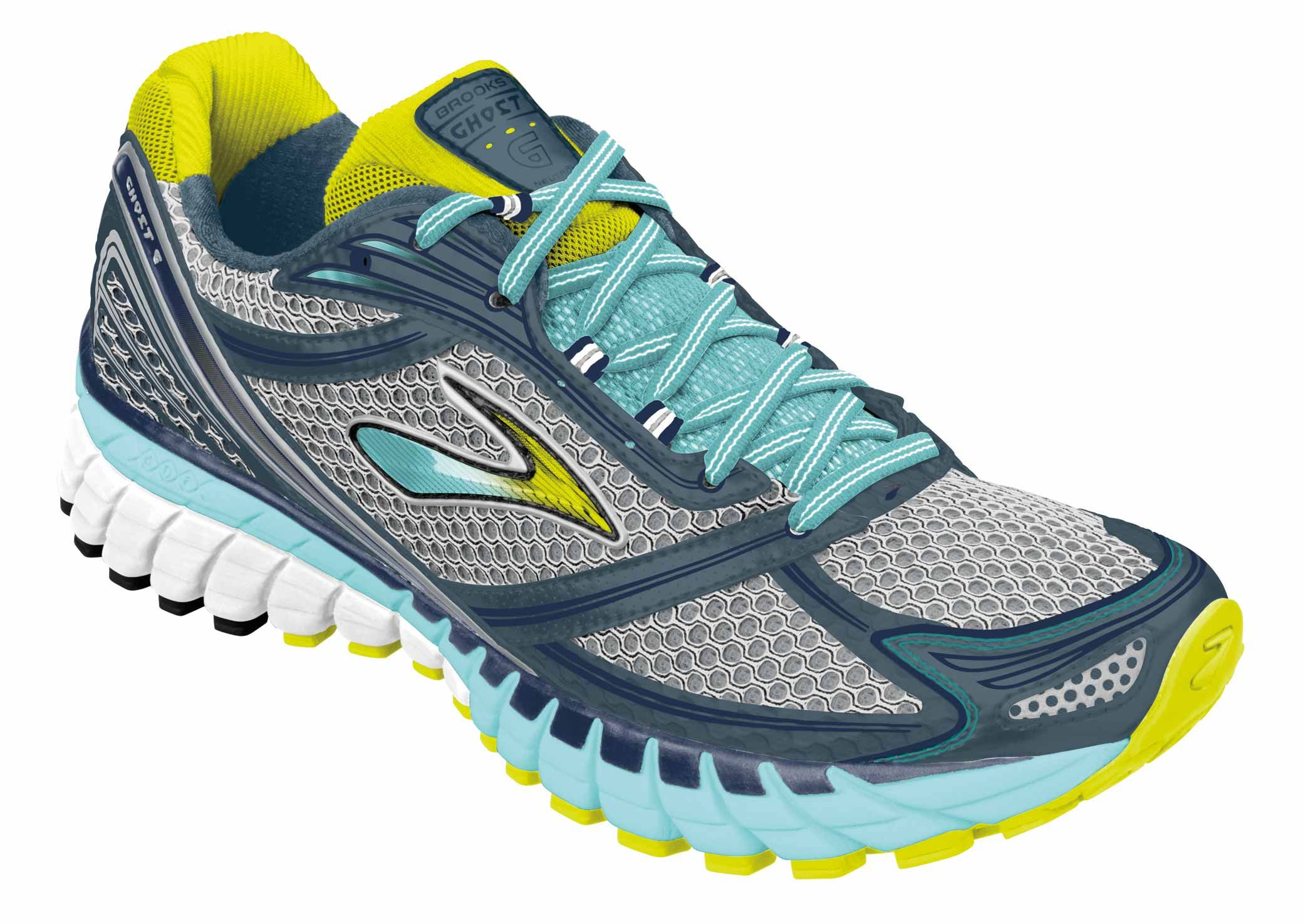 f5a2387322e14 Brooks Ghost 6  the newest version of our award-winning women s neutral  road running shoe