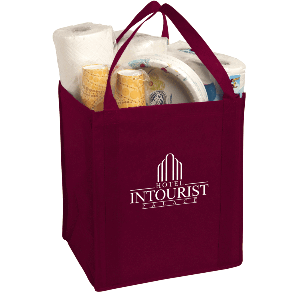 Large Non Woven Grocery Tote Grocery Tote Grocery Canvas Grocery Bag