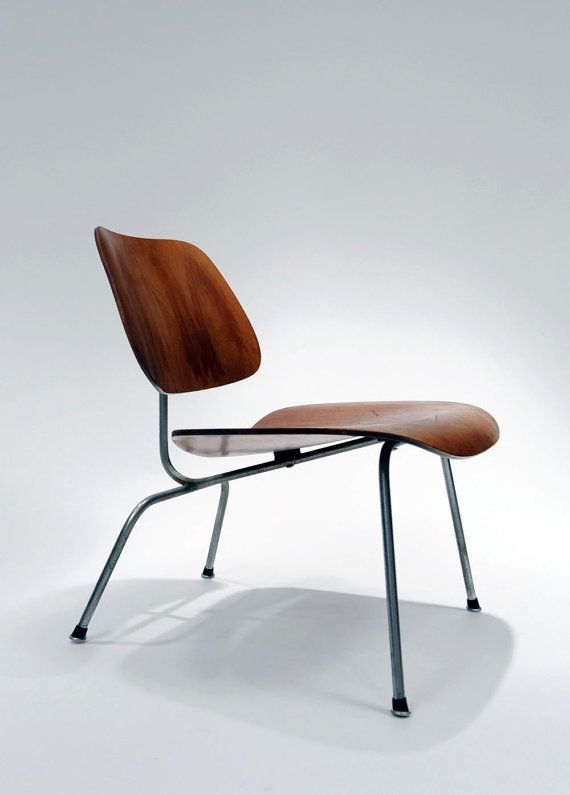 Original Charles U0026 Ray Eames LCM Chair From The Herman Miller