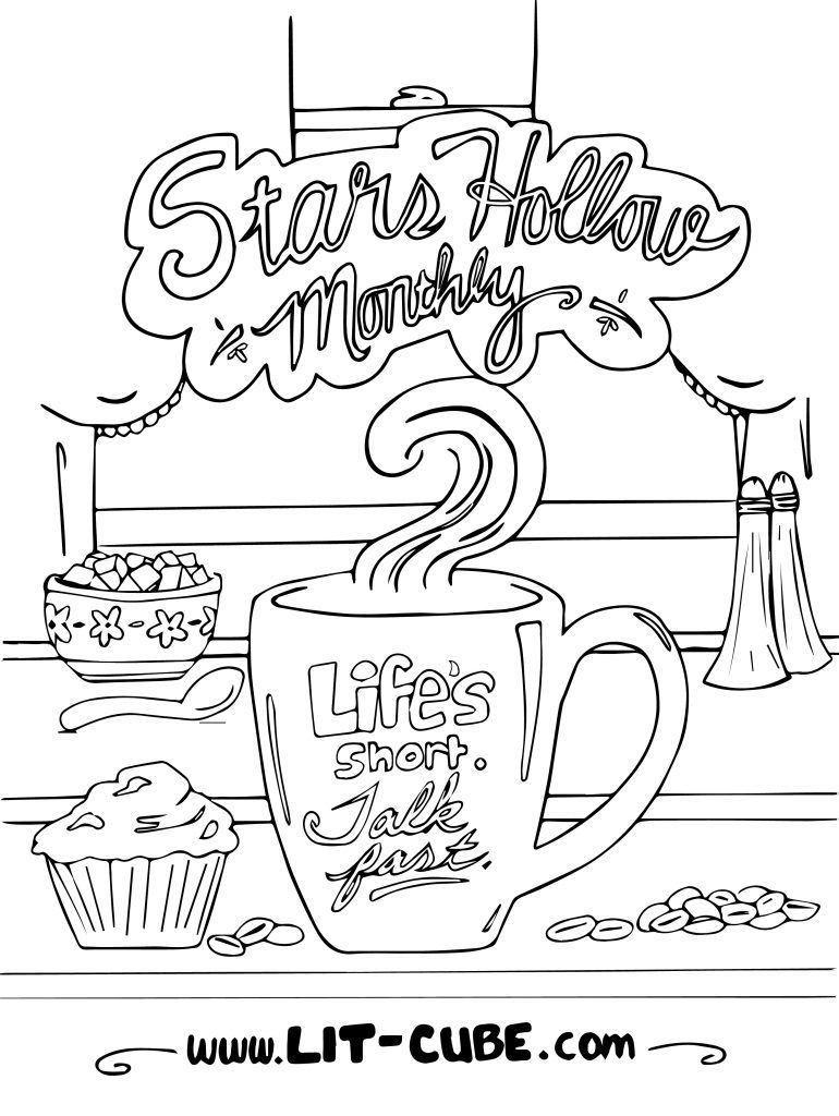 september month Coloring Pages for Kids | Fall coloring pages ... | 1024x770
