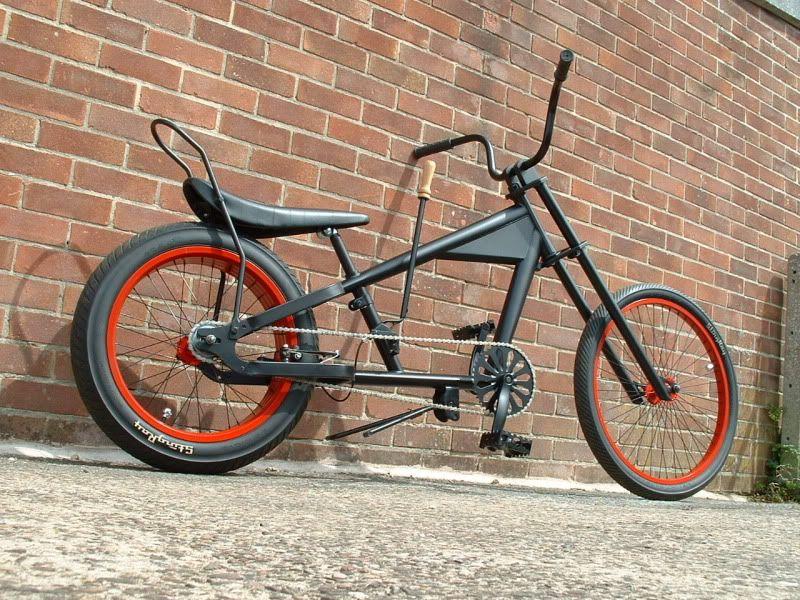 Push Bike Seat for Beach Cruiser Schwinn Vintage Stingray Chopper Custom Bicycle