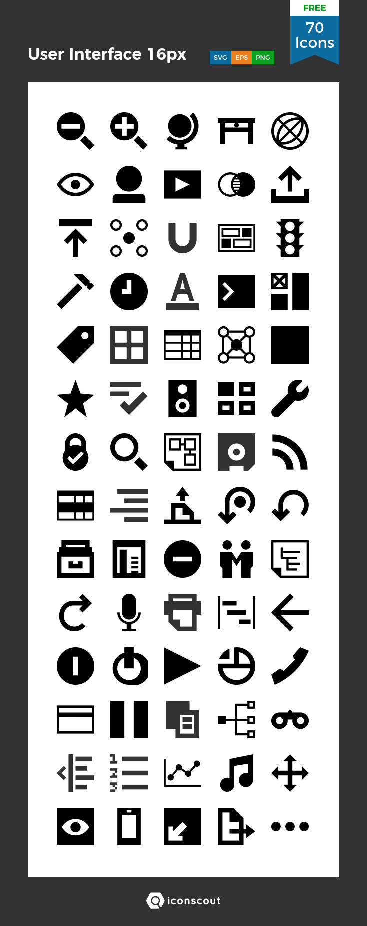 Download Download User Interface 16px Icon pack - Available in SVG ...