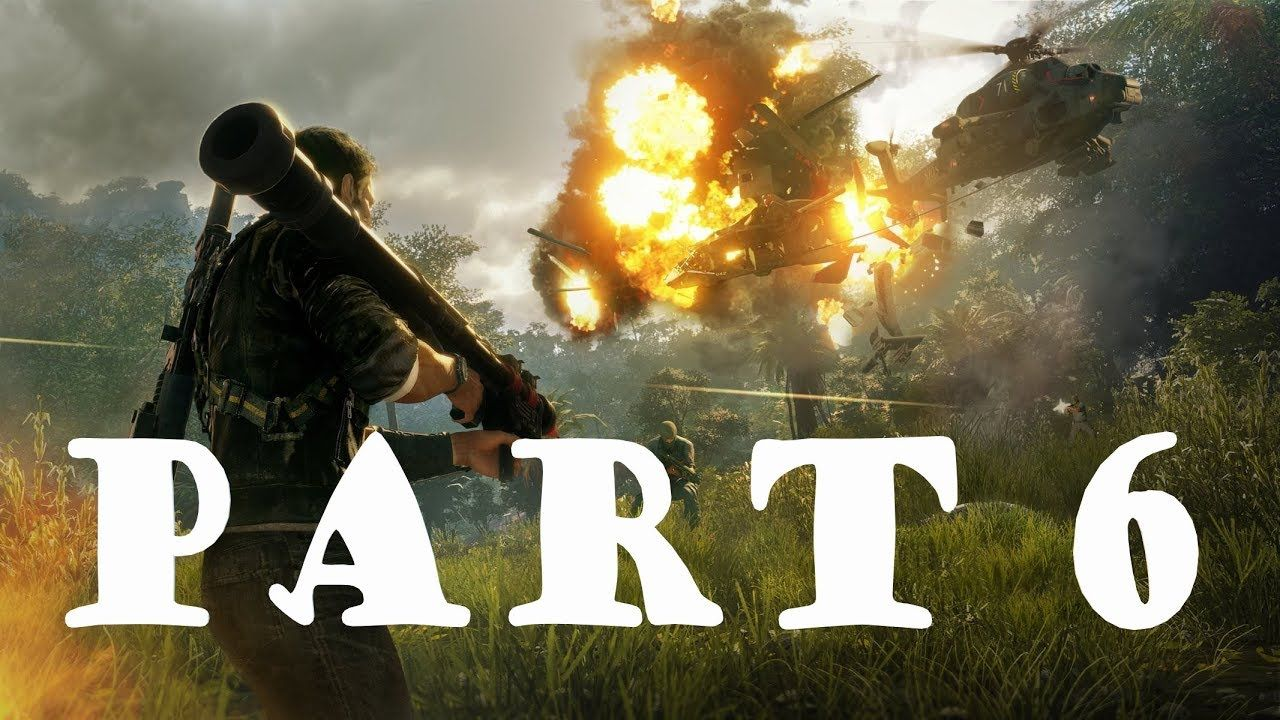 Just Cause 4 Ps4 Review Gameplay Walkthrough Part 6 Ps4 Review Ps4 Ps4 Games