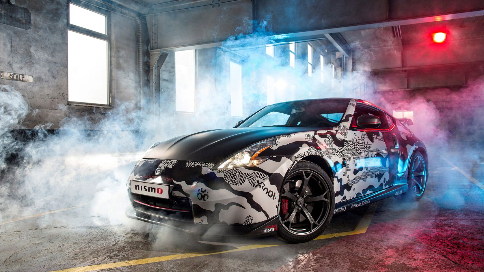 Wallpapers De Autos En Full Hd Y 3d Nissan 370z Nissan