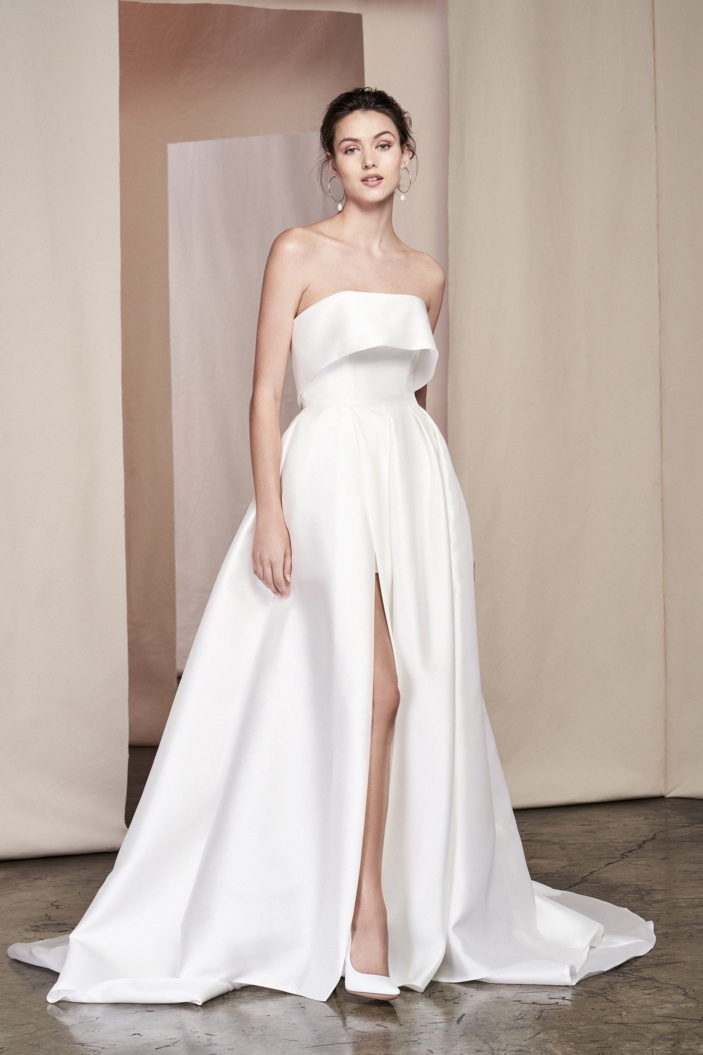 Pin auf Justin Alexander + braut.de: Brautkleider / Wedding Dresses