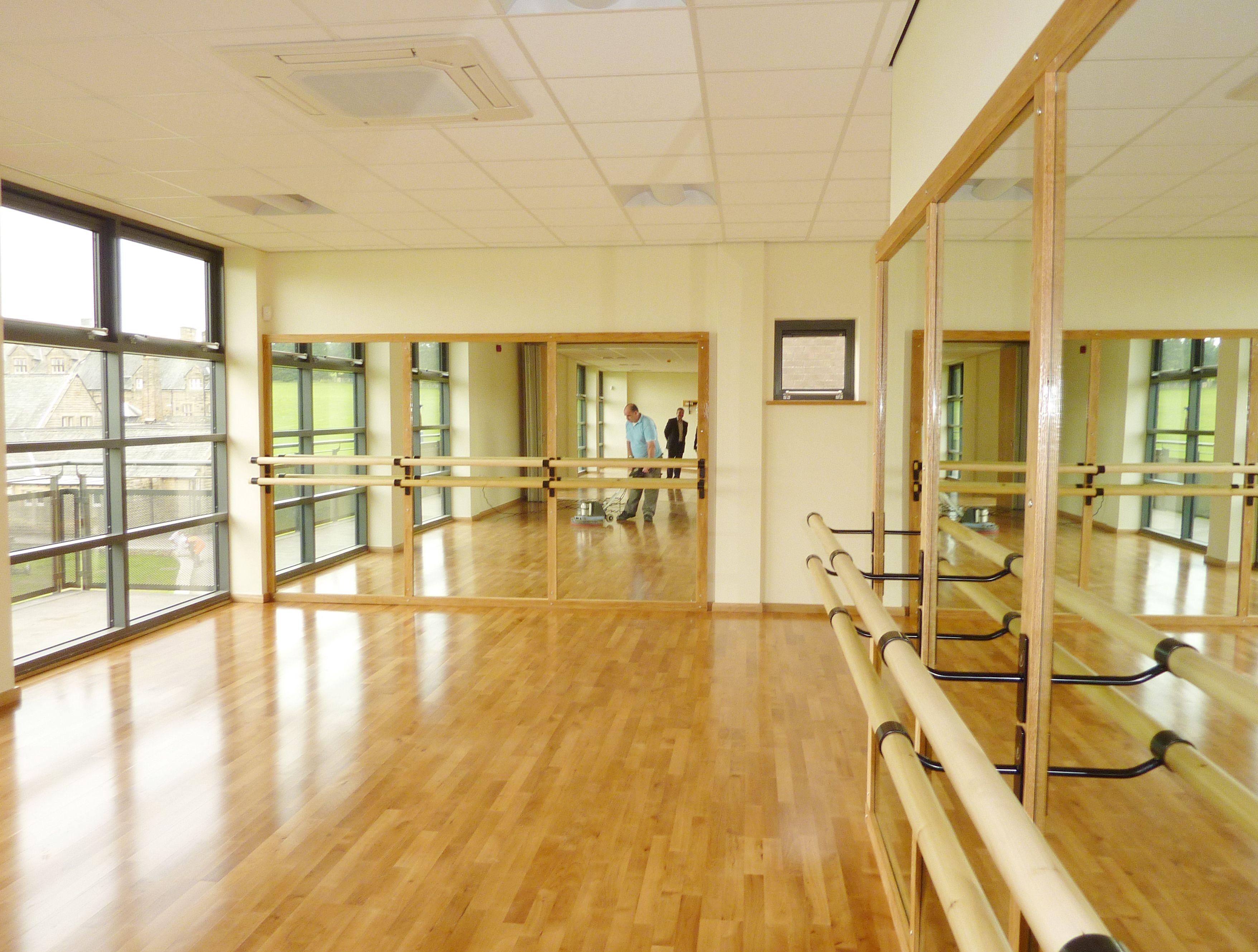 Dance Studio Design Ideas Home Art Dma Homes: An Image Of A Dance Studio Milbank Architects Designed For