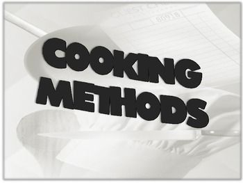 Photo of Cooking Methods PowerPoint for Foods Nutrition and Culinary Arts Classes