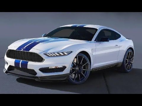 2020 FORD Mustang Shelby GT500 700HP, interior exterior ...