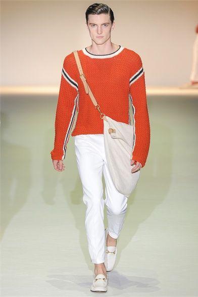 Gucci Moda Uomo Primavera Estate 2013 Vogue.it