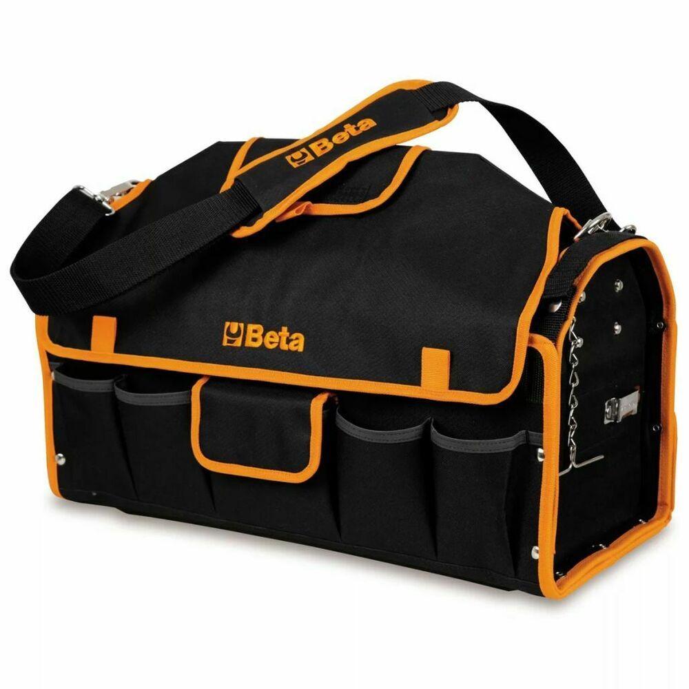 Beta Tools Sac A Outil Sacoche C10 En Tissu Rangement D Outils 021100000 Sac A Outils Sac Boite De Rangement