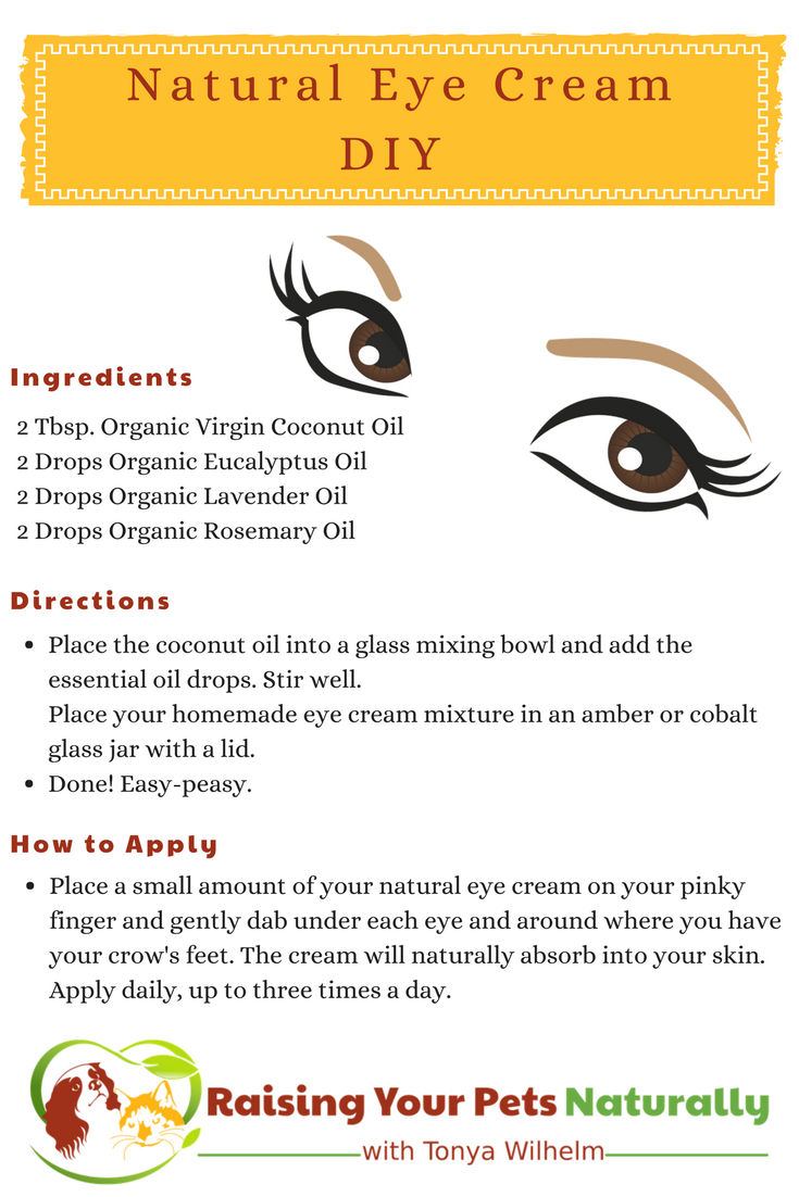 Best Natural Eye Cream For Wrinkles Dark Circles And Bags