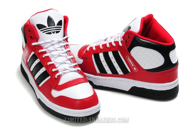 Adidas runner nmd, adidas high top shoes red black white for men .