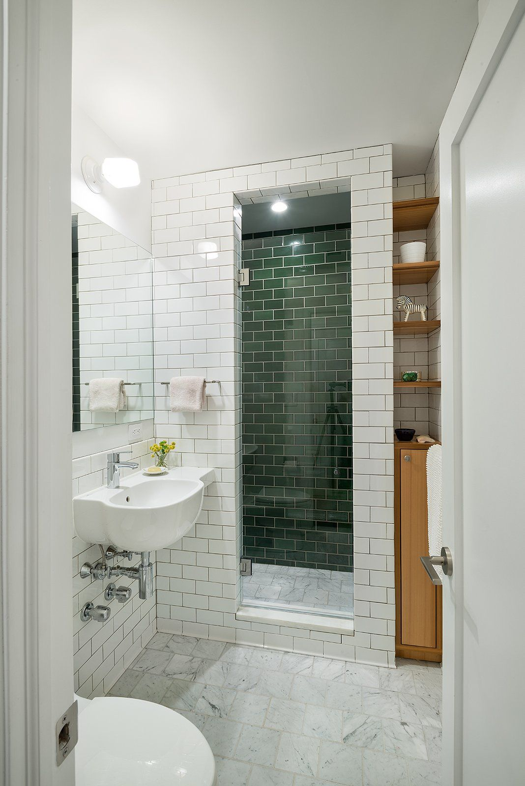 Best Photos From Storage Savvy Apartment Renovation In Nyc Green