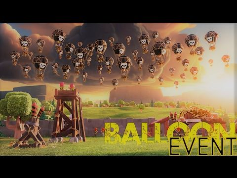 clash of clans balloon attack strategy