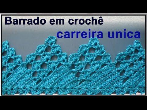 Imagem Relacionada Barrados De Croche Bico De Croche Modelo De