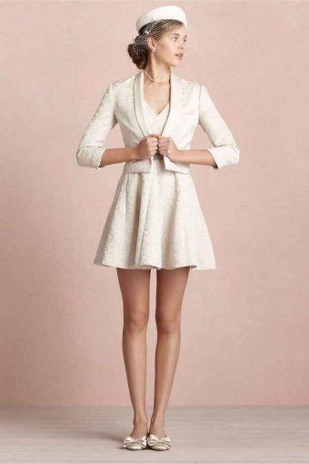 10 vestidos increíbles para tu boda civil | Vestidos | Pinterest ...