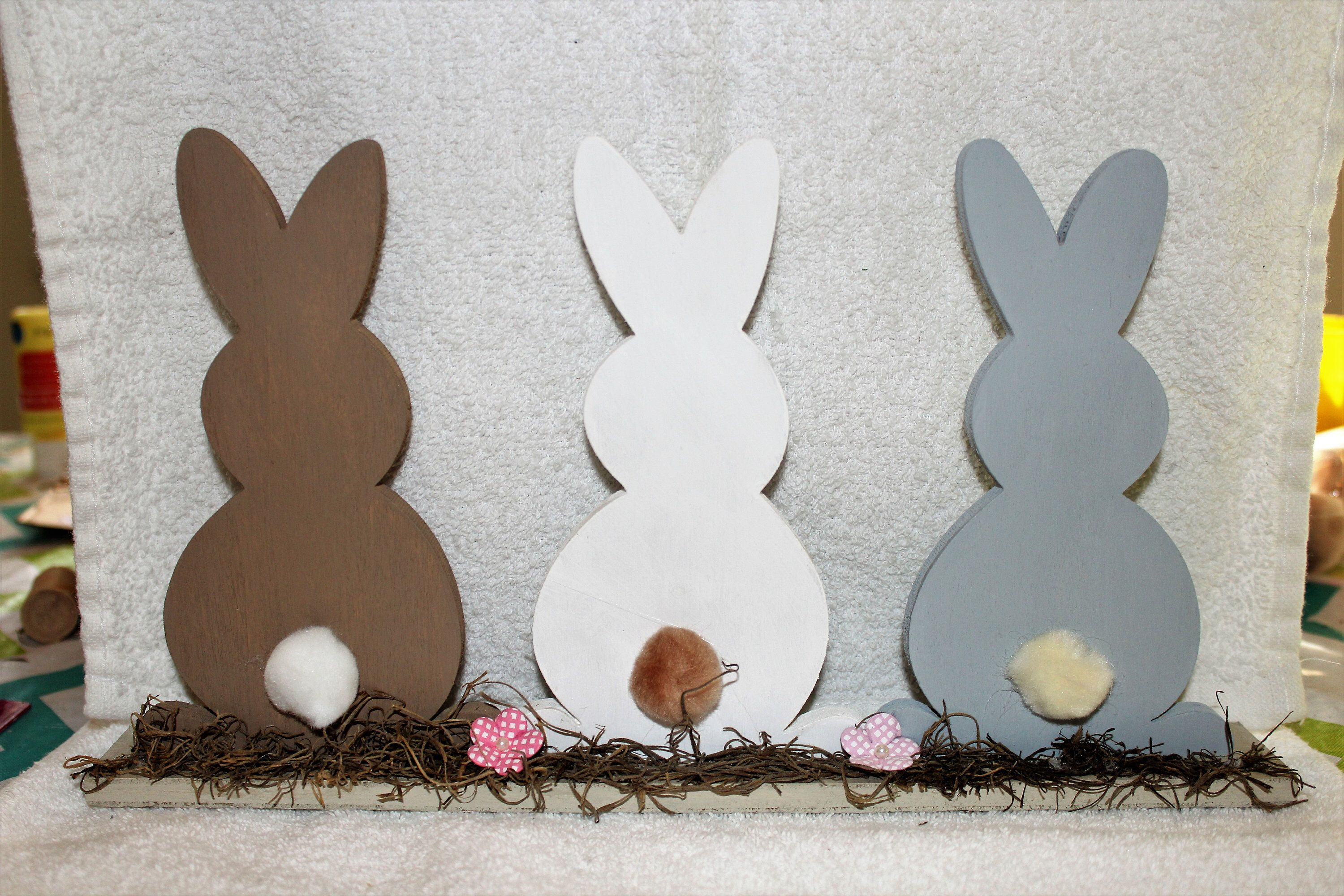 This Item Is Unavailable Easter Bunny Decorations Wooden Decor Cute Easter Bunny