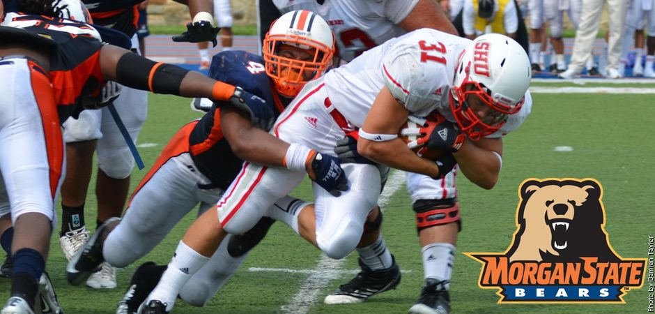 Roberts Selected Meac Rookie Of The Week College Sports