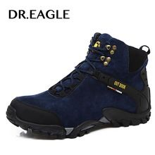 Us 59 98 Dr Eagle Winter Men S Hiking Sneakers Warm Hunting Climbing Trekking Shoes Breathable Hiking Mou Mens Snow Boots Mens Winter Boots Mens Boots Fashion