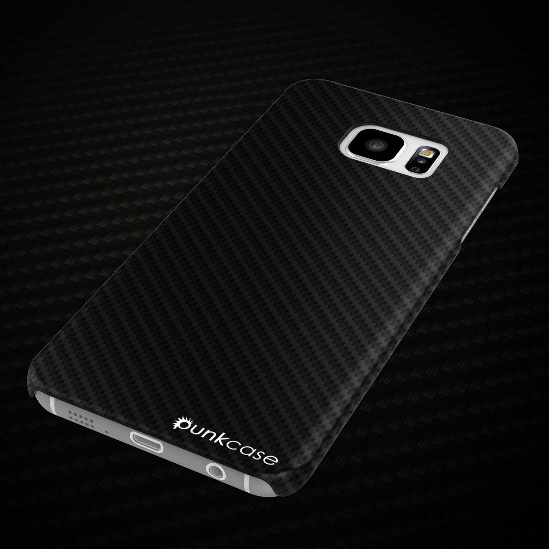 Galaxy S7 EDGE Case PUNKCASE LUCID Gold Series for Samsung Galaxy S7 EDGE Premium