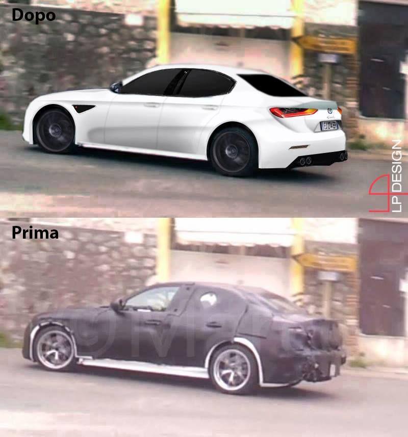 "Fonte foto: pagina Facebook ""Alfa Romeo Project 952"""