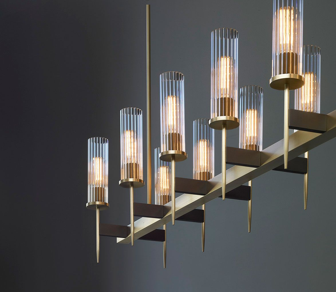Interior Design Lighting Ideas Jaw Dropping Stunning: Jonathan Browning Studios - Alouette Chandelier