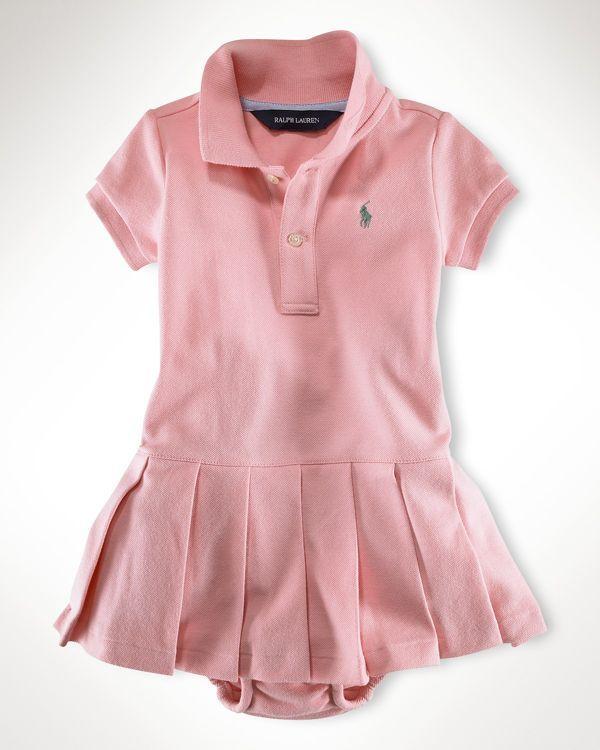 3bffd48a76fb Ralph Lauren Childrenswear Infant Girls  Polo Dress - Sizes 9-24 Months