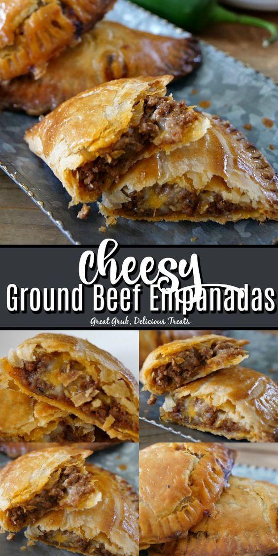 Beeffoodrecipes Dinnerrecipes Beefrecipes Empanadas