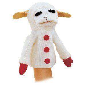 Lamb Chop I Once Got To Meet Shari Lewis With My Brownie Troop