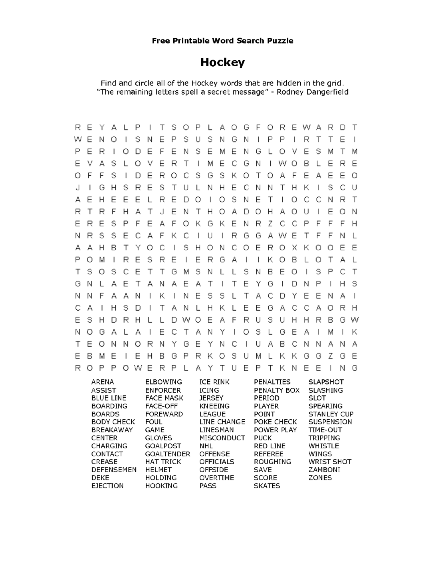 Pin on Printable Crossword