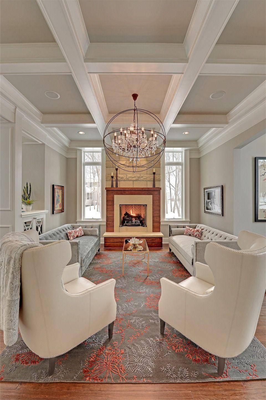 Transitional Living Room Stonewood Llc Living Room