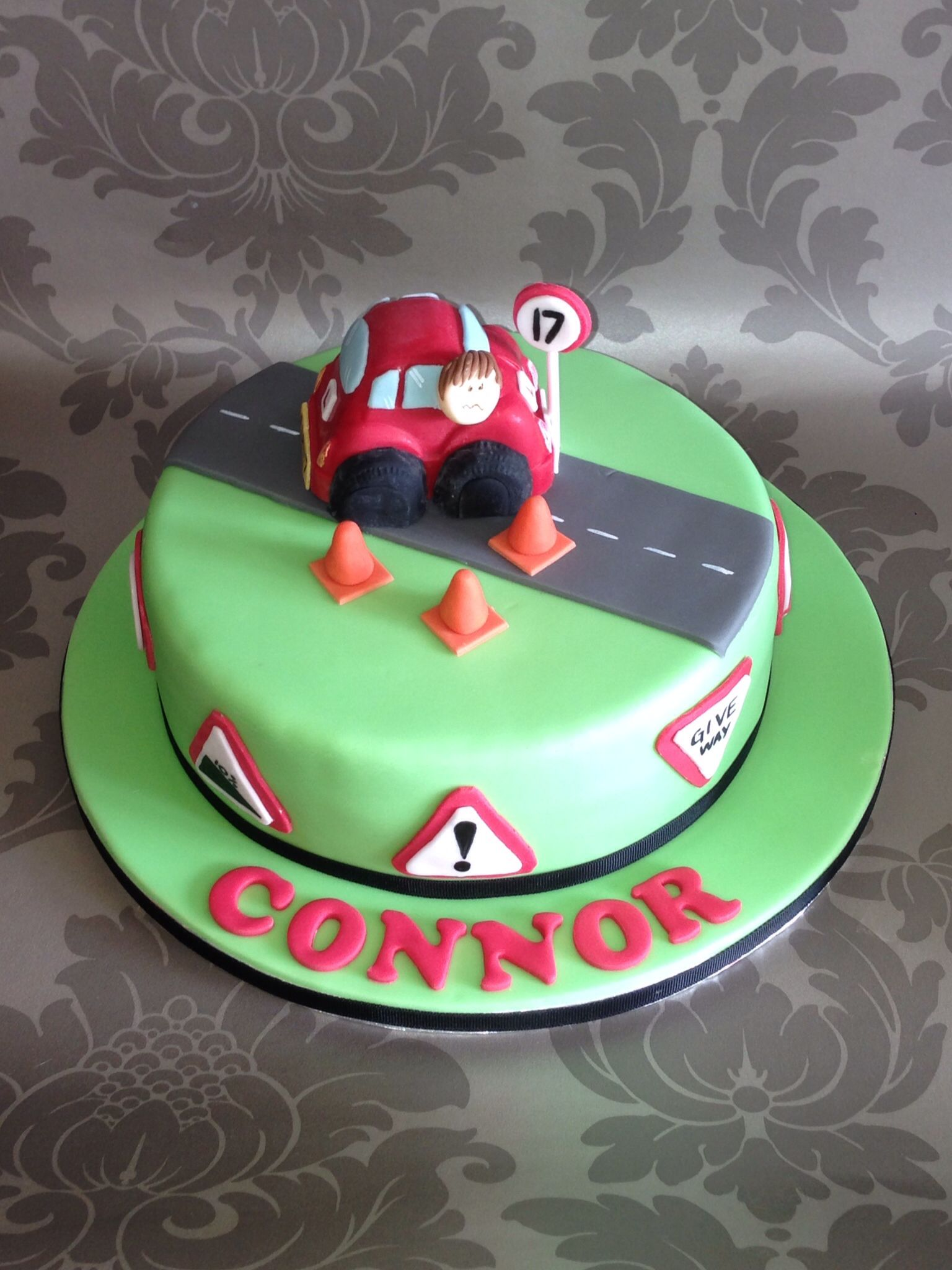 New Driver Cake