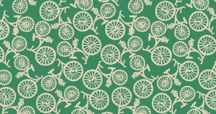10 We Made Enough Bicycle Print Dresses To Dress Every
