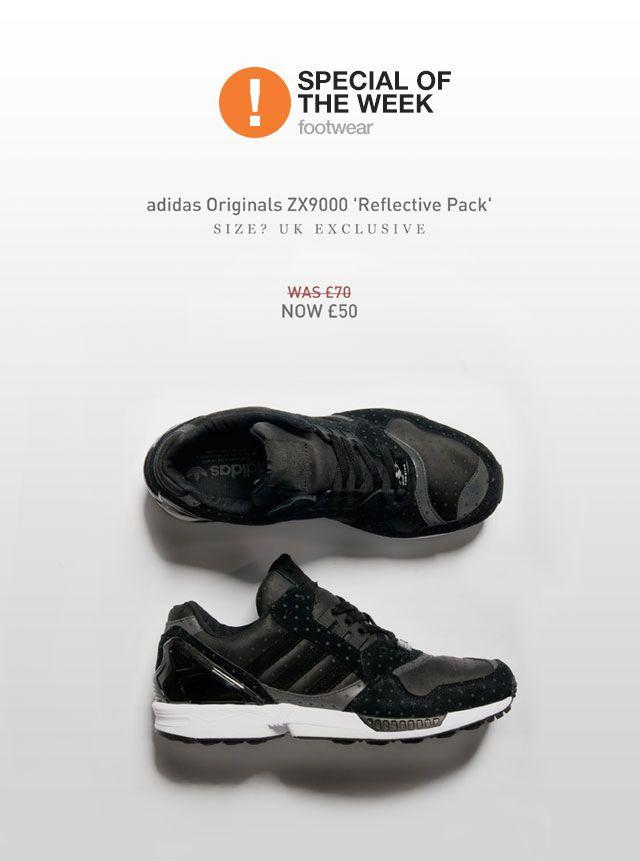 Especial de la semana: adidas zx 9.000 zapatos Pinterest adidas zx