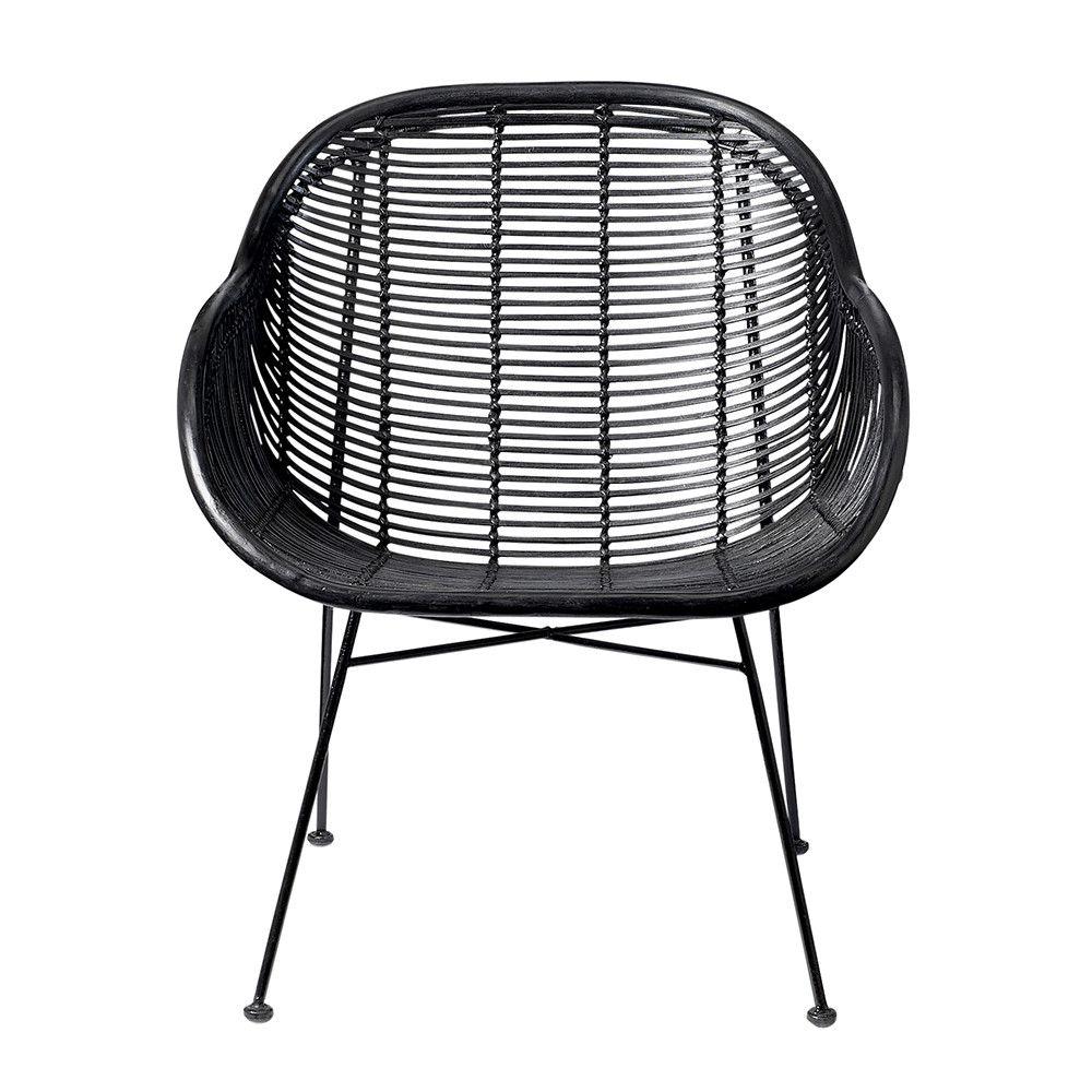 discover the bloomingville geflochtener rattan klubsessel at amara table pinterest m bel. Black Bedroom Furniture Sets. Home Design Ideas