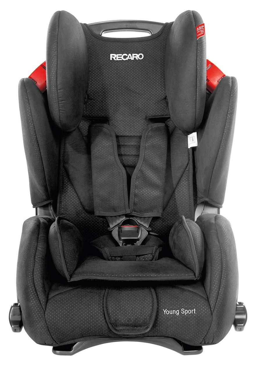 the recaro young sport booster seat keeps your child both safe and comfy a winning combination