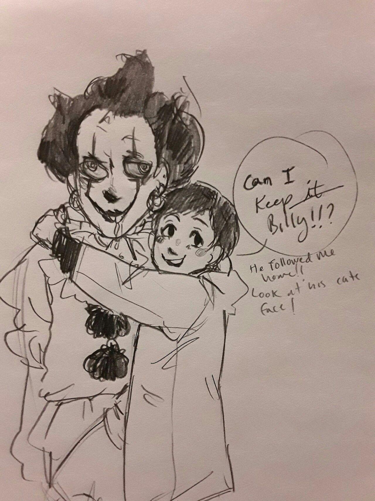 my sweet boyyy Pennywise the dancing clown