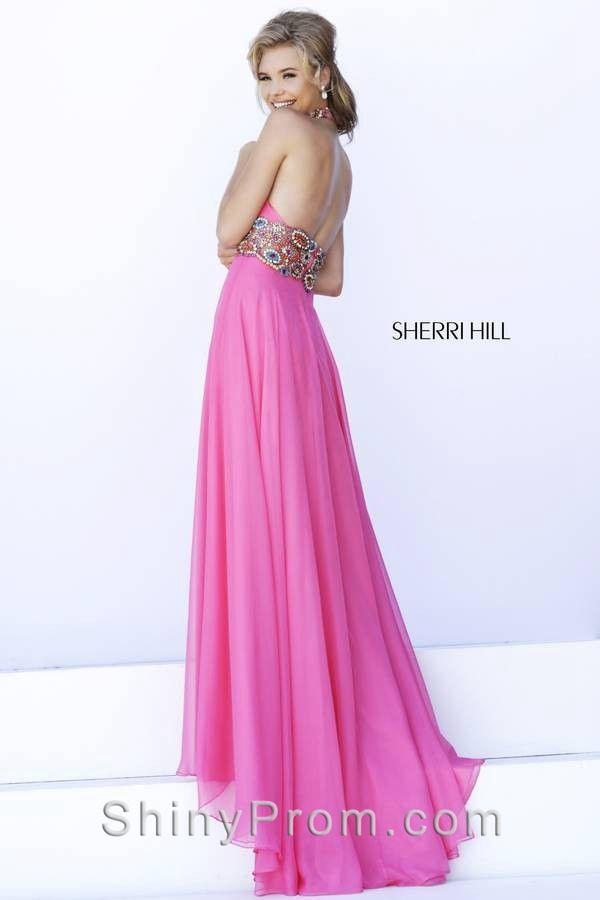 Sherri Hill 32225 Coral Dress