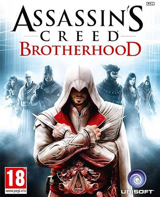 Assasin's Creed Brotherhood is a very cool Action Game and is a lot worth to play.