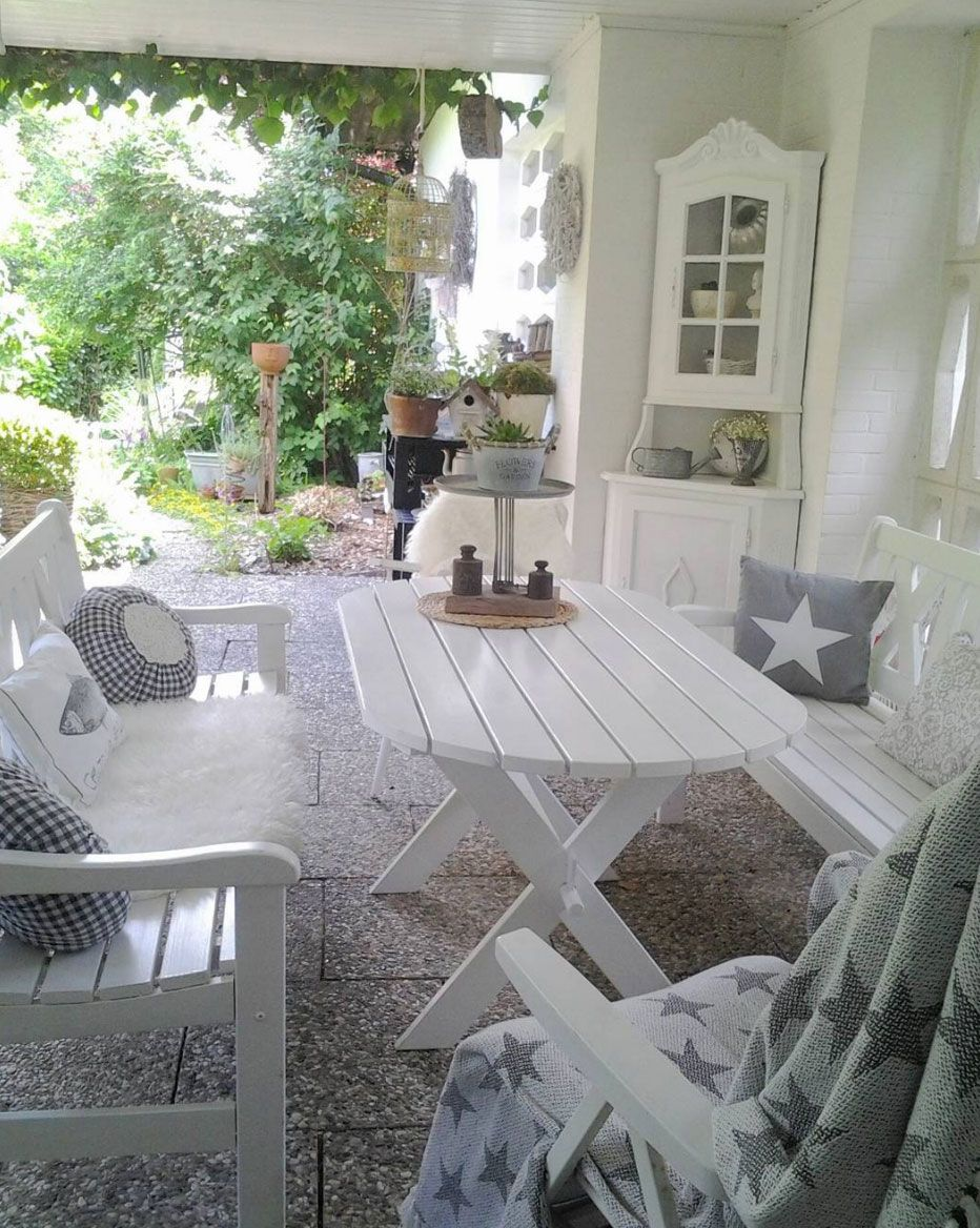 ueberdachte terrasse ideen outdoor ideen pinterest. Black Bedroom Furniture Sets. Home Design Ideas