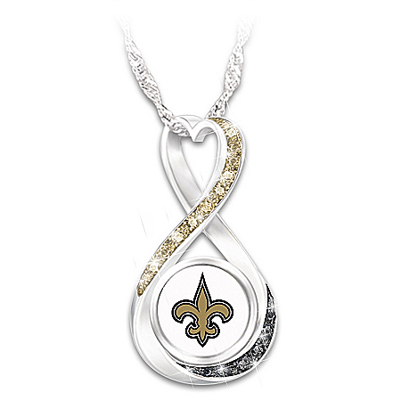 31++ New orleans saints womens jewelry viral