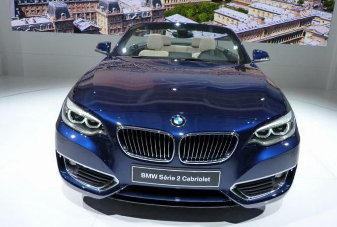BMW Series Convertible F Cost Httpautotrascom Auto - Bmw 2 series cost