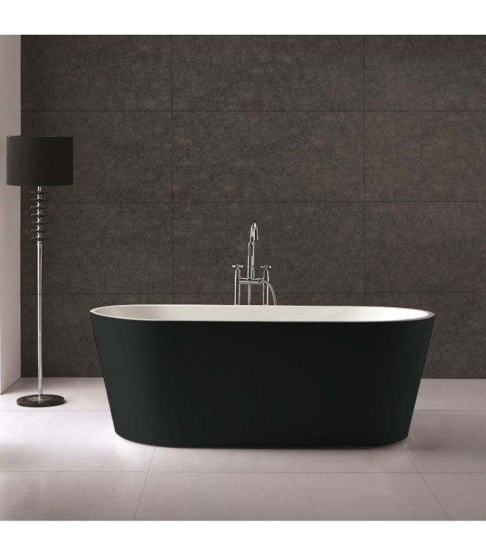baignoire lot londres 160 cm salle de bain chambre d. Black Bedroom Furniture Sets. Home Design Ideas