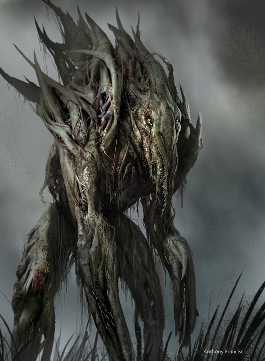 Scary beast