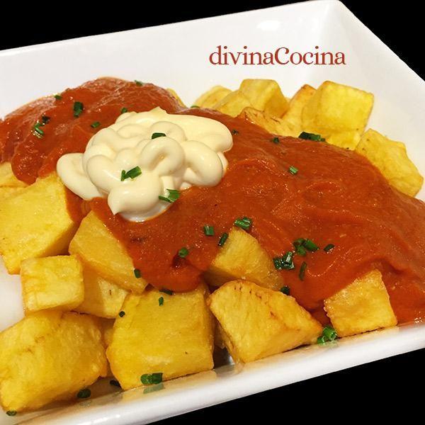 Divina La Cocina | Recetas Con Patatas Faciles Y Rapidas Divina Cocina Categoria